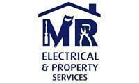 M R Electrical and Property Services - Mark Randall logo